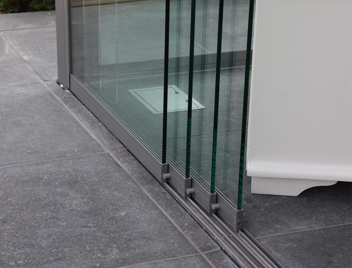 Terrassendach Schiebeelemente   Erhardt Markisen