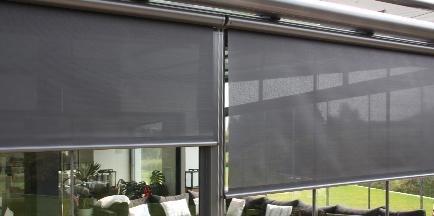ERHARDT Fenster- und Fassadenmarkisen