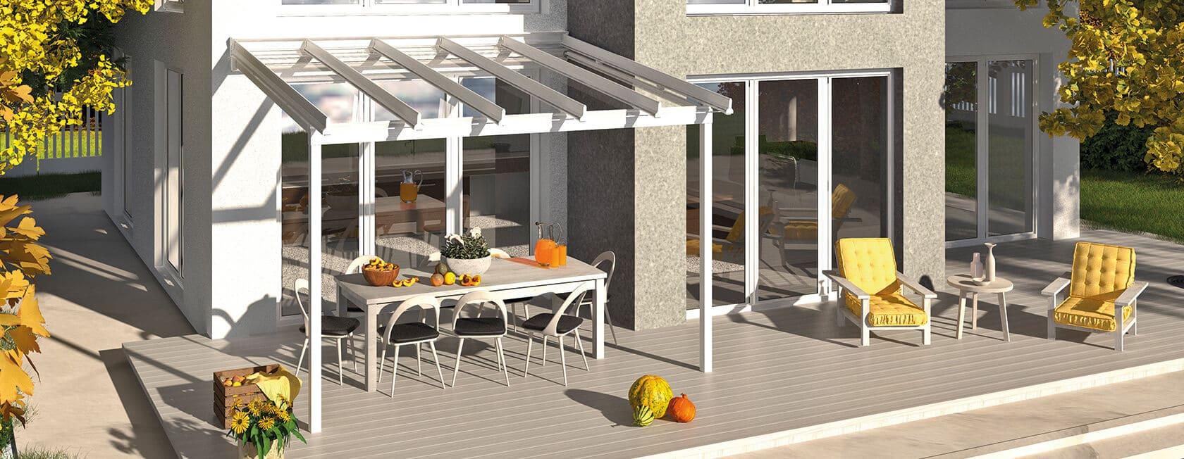 Markisenhersteller ERHARDT - Markisen für Terrasse und Balkon
